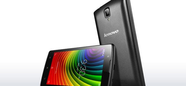Lenovo A2010, Smartphone Android Murah Berkualitas