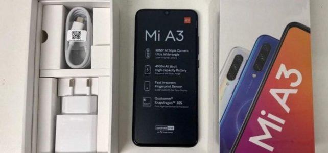 Keunggulan Xiaomi Mi A3