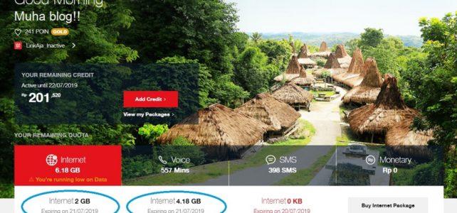 Kuota Internet Gratis Bonus Isi Ulang Pulsa Telkomsel, Ini Cara Saya Memaksimalkan Penggunaannya!