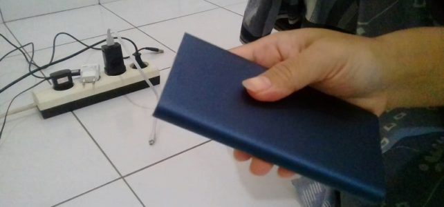 Nyobain Beli Power Bank 10.000 mAh Original Xiaomi