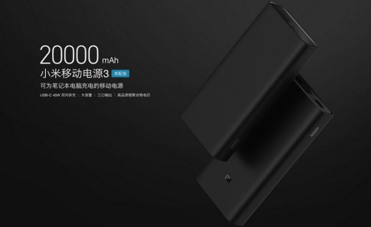Power Bank Xiaomi Asli