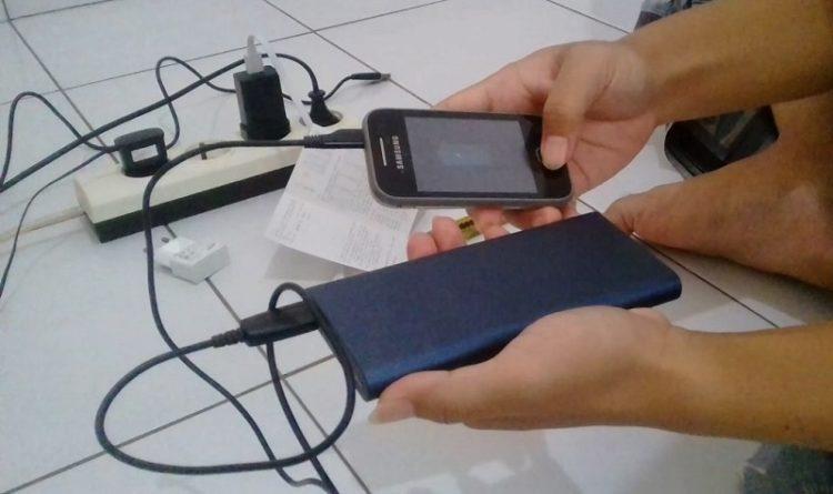 Power bank terbaik Power Bank 10.000 mAh Original Xiaomi