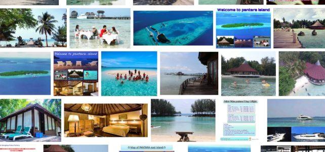 Tempat Wisata Pulau Pantara