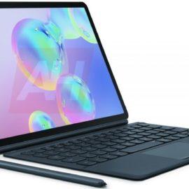 Samsung Galaxy Tab S6 smart keyboard