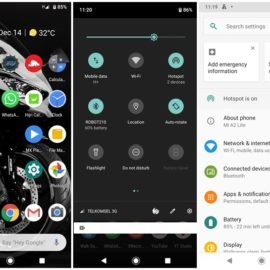 UI Android One